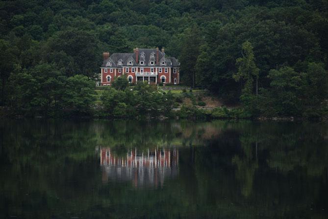Tuxedo Park Rear View Across the Lake 10_BLOG