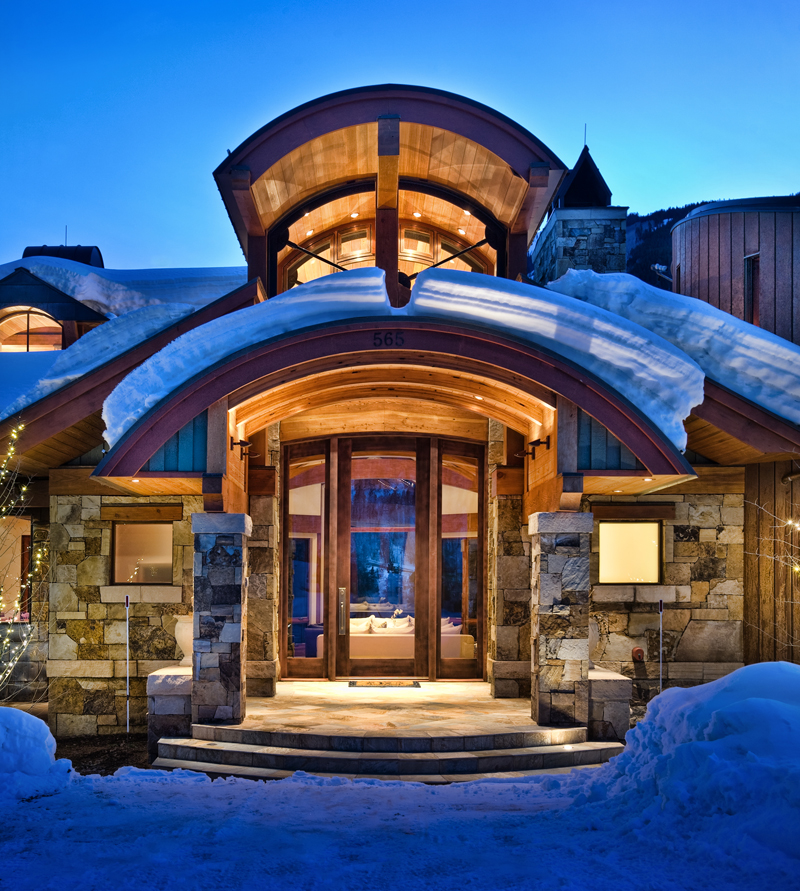 Coldwell banker global luxury blog luxury home style for Home architecture blog