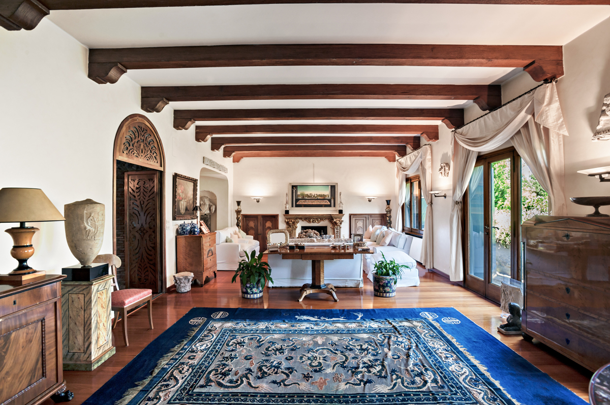 Antica Villa Gaeta coldwell banker global luxury blog – luxury home & style