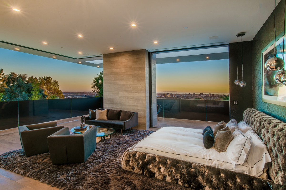 Beverly Hills residence by SEE Materials and SEE Construction.