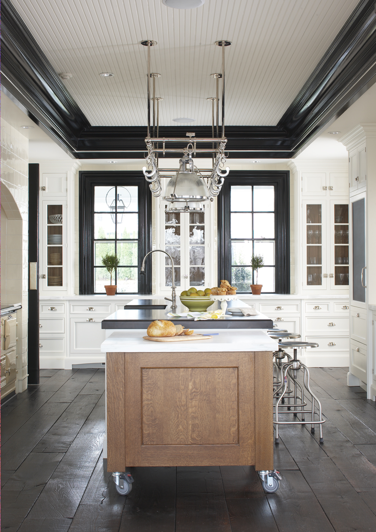 Christopher Peacock Kitchen coldwell banker global luxury blog – luxury home & style