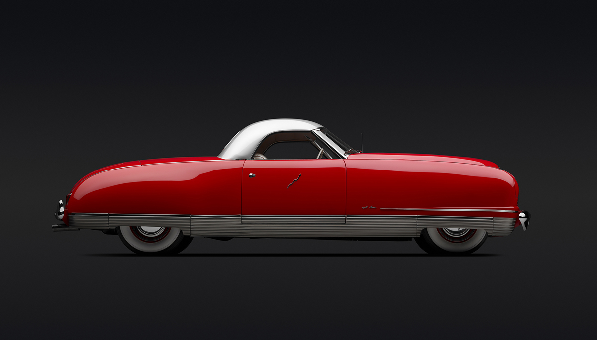 Chrysler Thunderbolt, 1941.