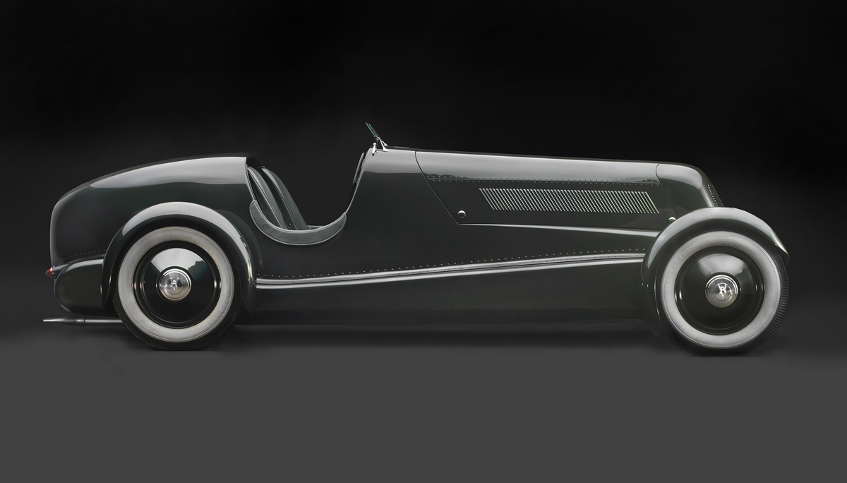 Edsel Ford Model 40 Speedster, 1934.
