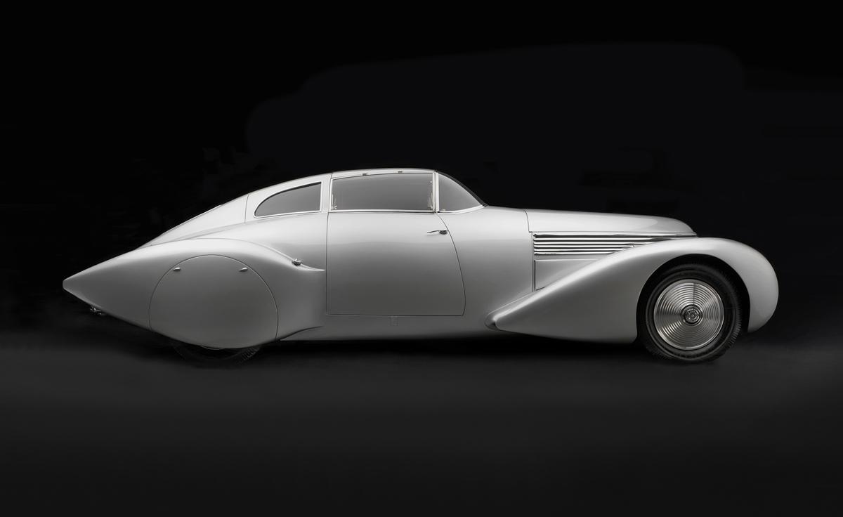 "Hispano Suiza H6B ""Xenia,"" 1938."