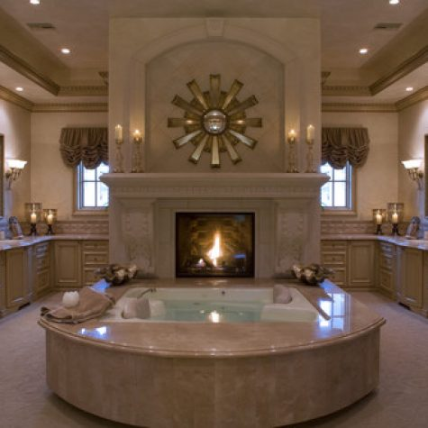 Coldwell banker global luxury blog luxury home style Luxury fireplaces luxury homes