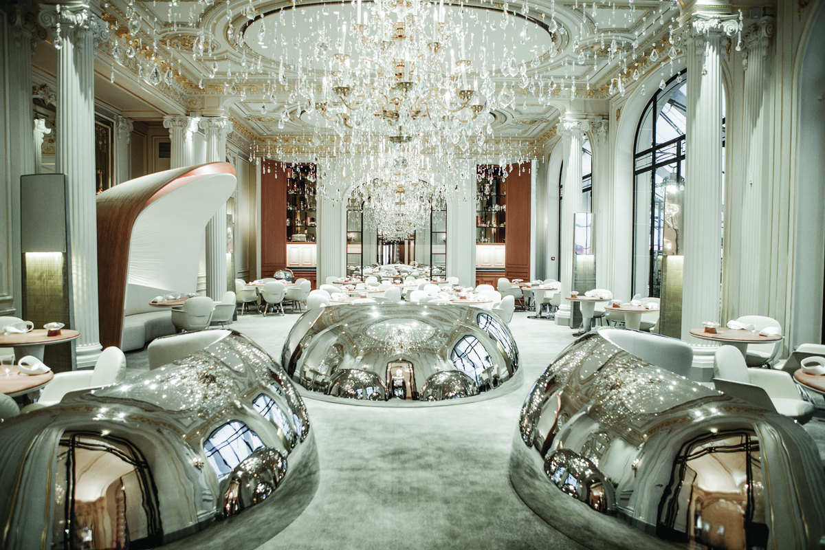 Dining Downstairs Luxury Hotel Restaurants Around The World