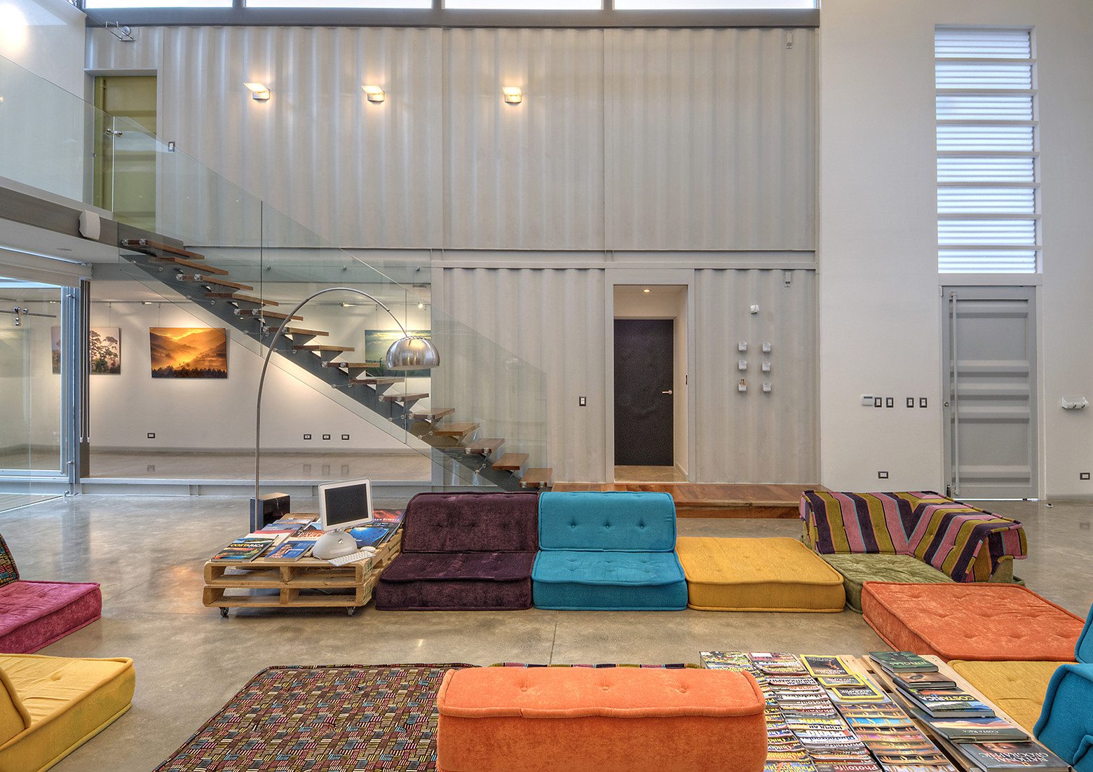 Modern Shipping Container Home coldwell banker global luxury blog – luxury home & style
